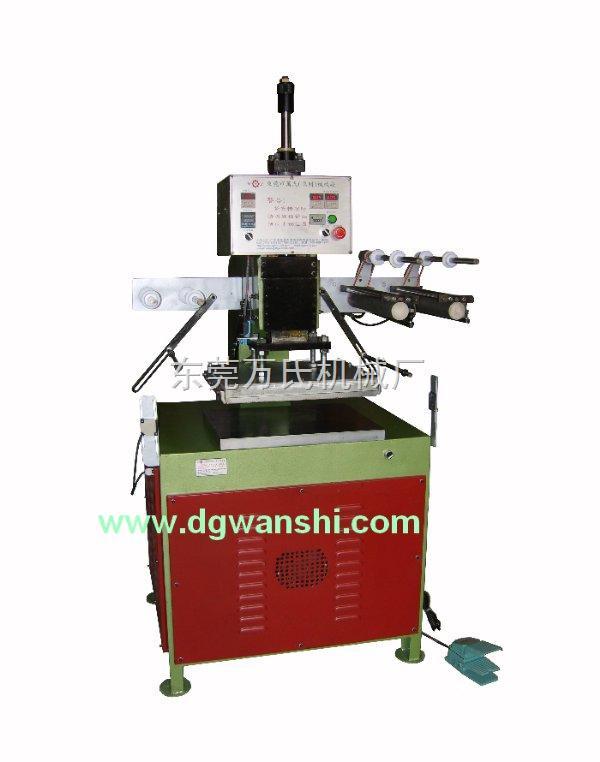 供应油压自动烫金机,对联烫金机,大面积 液压烫金机