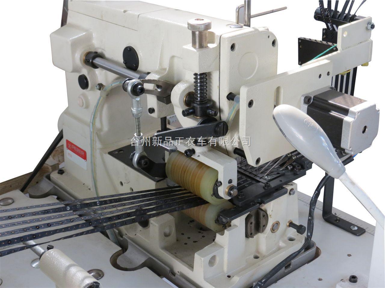 8针机械型丝线亮片机(珠片机)